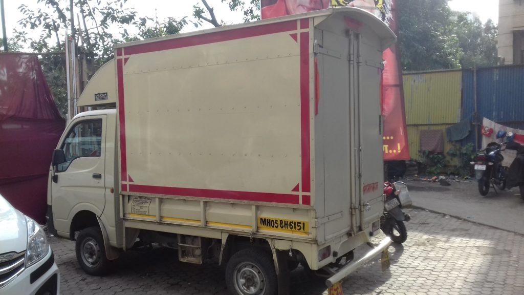 mumbai tempo service